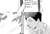 Iwaizumi x Oikawa