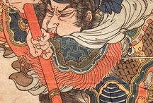 Japanese folklore and comic