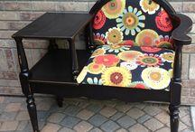 Furniture Redo Ideas / by Emily Appelman