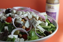 Salads / by Elisabeth Kisselstein