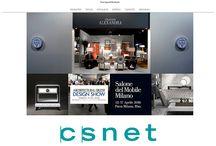 Páginas de clientes / Ejemplos de páginas web que el equipo CSnet ha diseñado de forma personalizada.