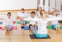 Fit Kids / Inspiration for kids fitness