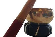 Offering, Scrying & Singing Bowls