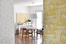 Interior / Wallpaper, decoration, furniture etc.