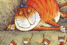 Children's Book Illustrations / Children's Book Illustrations