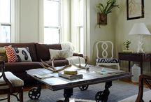 living room love / by Sarah Bradshaw of Ampersand Photography
