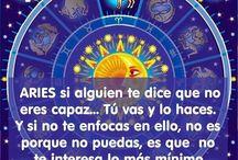 ARIES / #ARIES tarjetas con frases para este signo zodiacal