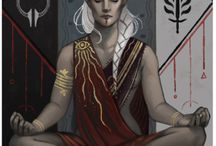 Dragon age tarot
