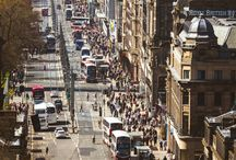 Places to Visit in Edinburgh / A selection of interesting places to visit in Edinburgh