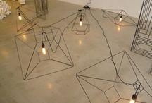 furniture / lamp - light