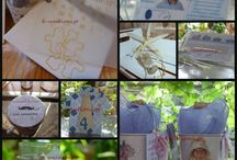 COLLAGE Προσκλητηρίων-Μπομπονιέρων / Collage από τις καλύτερες δημιουργίες προσκλητηρίων και μπομπονιέρων του e-creations.gr!