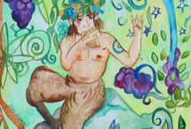 Art by Fairychamber / Art and illustrations by Niina Niskanen