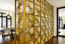 Design   Screens & Divider Walls / Feature Walls, Art and Decorative Home Goods, Screens Dividers and Architectural Wall Details  Decorative Architectural Elements. Inspirations and Design Concepts we love. Visit Lusive Decor at Lusive.com for Custom Lighting and Architectural Concepts.