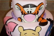 Cake Ideas / by Frances Brown