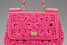 Crochet - Purses & Scarves / by Sissy Straton Frosty Dai Crochet
