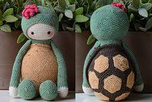 Haken: Krissie dolls