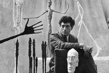 Alberto Giocametti / The art of Alberto Giocametti