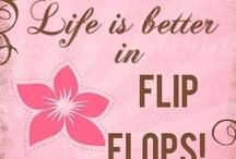 Flip Flops / by Laura Runco