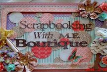 Patreon / by Scrapbooking With ME Boutique