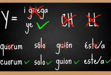 Ortografía / Reglas de ortografía y gramática... ¡A escribir bien!