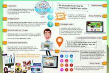 Campañas publicitarias / Información sobre campañas publicitarias en marketing online