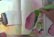 ARTist Luv~ Donna Downey / by Kathie Gadd