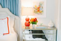 Master bedroom / by Corie English