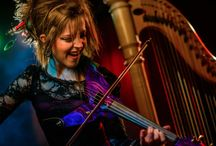 Lindsey Stirling / Lindsey Stirling is undoubtedly one of the most talented musicians.  Absolutely breathtaking!