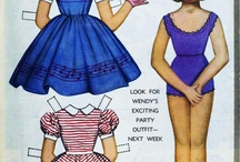 Vintage Toys & Dolls / Toys and Dolls from the past
