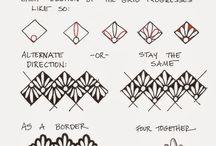 Doodles -  Zentangles