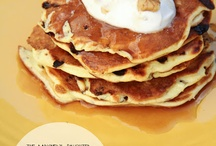 Breakfast - Protein Pancakes
