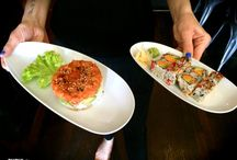 Sushi Etc. / Our amazing sushi rolls, prepare with love and care! Tempi, uramaki sushi and sashimi... #Always #fresh! www.sushietc.it  We are in Milan, Piazza Cavour 7