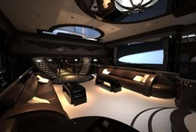 yatch interior design