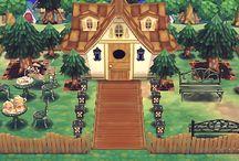 Animal crossing Haus ideen