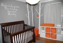 Baby room / by Kate Pidde