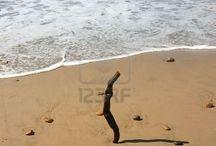 Jděte ven na pláži