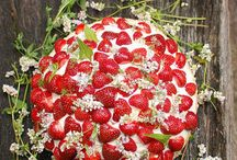 ~Strawberry Fields Forever~ / Everything strawberry! / by ** C L A I R E **