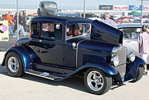 Street Rods / by Randy Curry