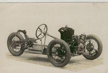 Morgan 3 wheeler design and construction