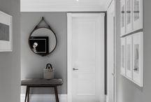 Hallways & Living Schemes / Hallways & Living colour Schemes & inspiration