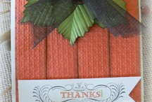 Fall Cards / by Marjorie Williams
