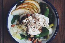 RECETTES - Salades