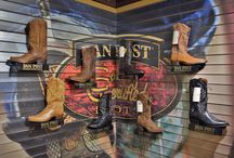 Exotic Cowboy Boots / EXOTIC boots from Laredo, Dingo, and Dan Post Company! / by Skip's Boots