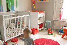 baby room ideas / by B Humph