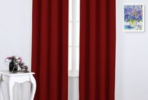 Thermal Insulated Blackout Curtains / Thermal Insulated Blackout Curtains