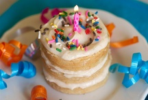 *Birthday Cake, Cookies, Candy & Special Occasions - Decorating Recipes for Kids & Grown-Ups / Great recipes & tutorials.... Decorating tutorials have a separate board.. / by ~Diana Foster