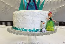 party frozen theme