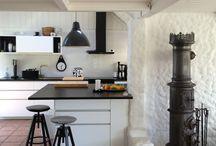 moodboard woonkamer keuken