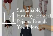 Ethical/sustainable/eco brands