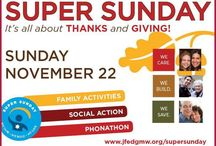 Super Sunday 2015 / Join community members to raise funds to support our 27 partner agencies in NJ, partnerships in Israel, and efforts to ensure the safety and security of the Jewish people - See more at: http://www.jfedgmw.org/super-sunday